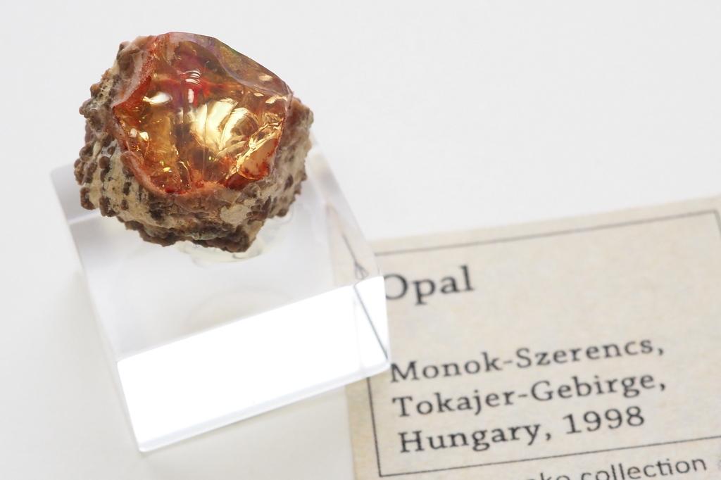 ハンガリーのオパール