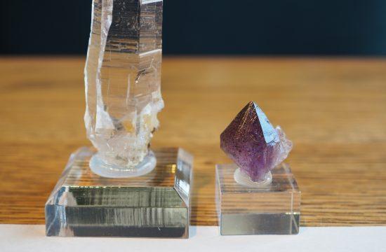お気に入りの水晶たち