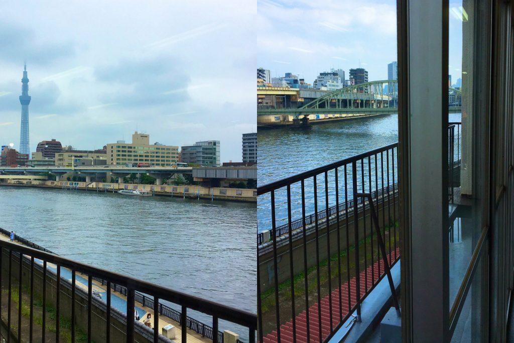 浅草橋ミネラルマーケット会場