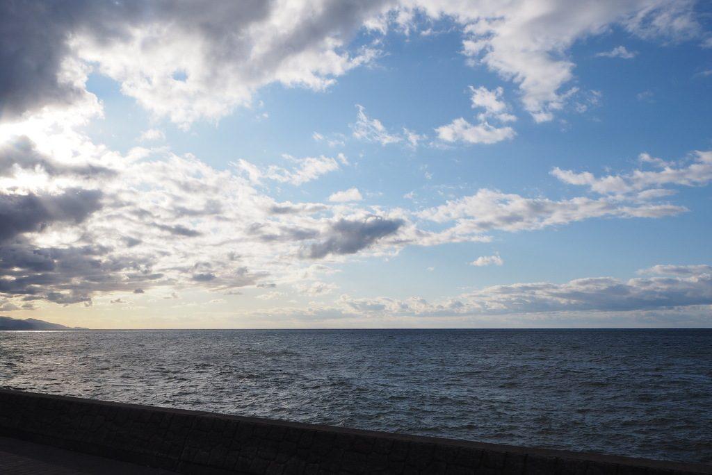 さよなら日本海
