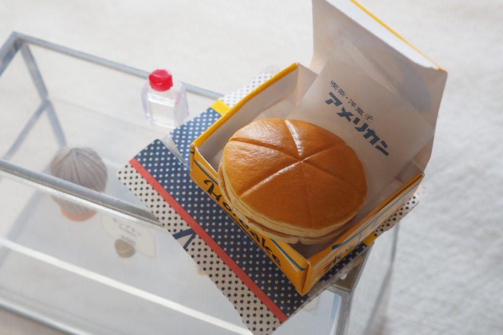 ミニチュアパンケーキ