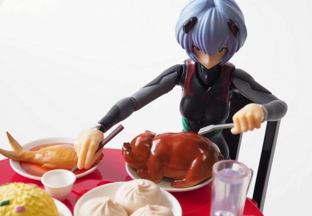 食べまくるレイちゃん2